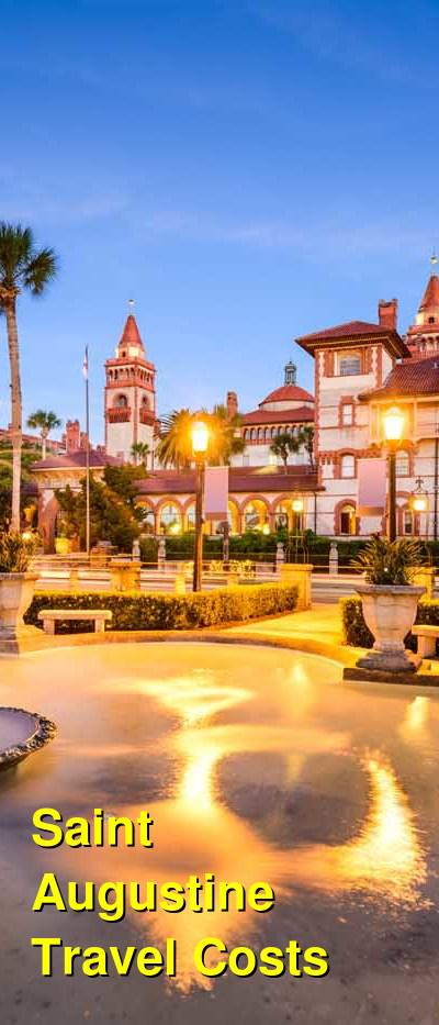 Saint Augustine Travel Costs & Prices - The Historic District, Cathedral Basilica, and the Castillo de San Marcos | BudgetYourTrip.com