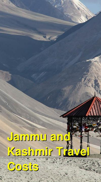 Jammu and Kashmir Travel Cost - Average Price of a Vacation to Jammu and Kashmir: Food & Meal Budget, Daily & Weekly Expenses | BudgetYourTrip.com