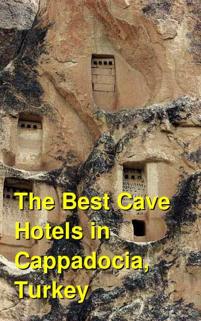 The Best Cave Hotels in Cappadocia, Turkey | Budget Your Trip