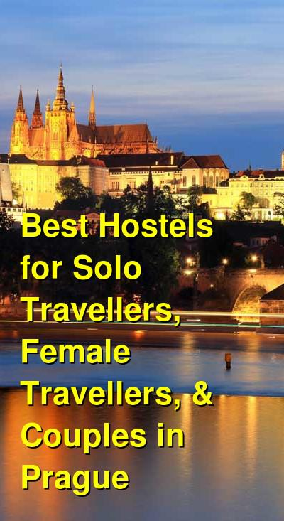 Best Hostels for Solo Travellers, Female Travellers, & Couples in Prague | Budget Your Trip