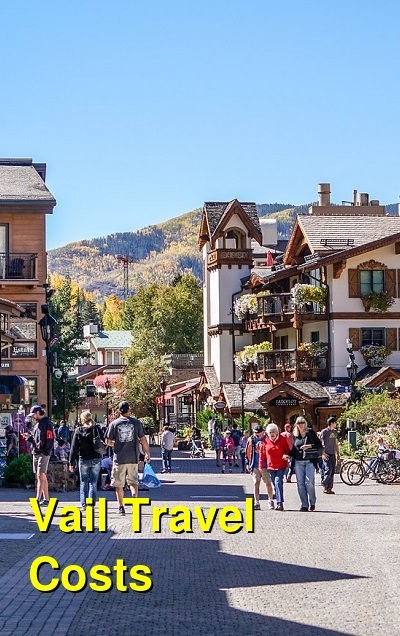 Vail Travel Cost - Average Price of a Vacation to Vail: Food & Meal Budget, Daily & Weekly Expenses | BudgetYourTrip.com