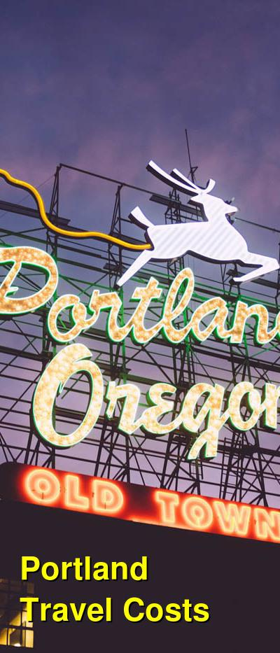 Portland Travel Costs & Prices - Live Music, Public Transportation & Breweries | BudgetYourTrip.com
