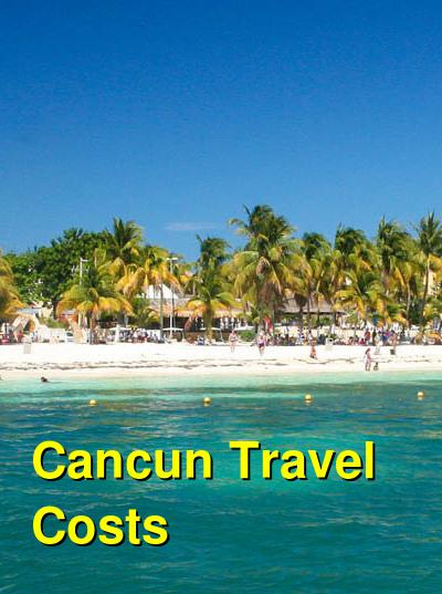 Cancun Travel Cost - Average Price of a Vacation to Cancun: Food & Meal Budget, Daily & Weekly Expenses | BudgetYourTrip.com