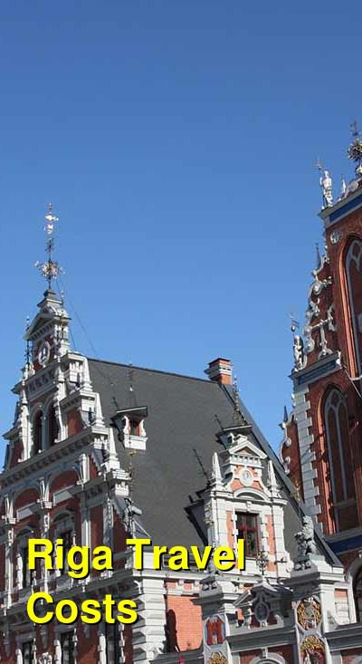 Riga Travel Cost - Average Price of a Vacation to Riga: Food & Meal Budget, Daily & Weekly Expenses | BudgetYourTrip.com