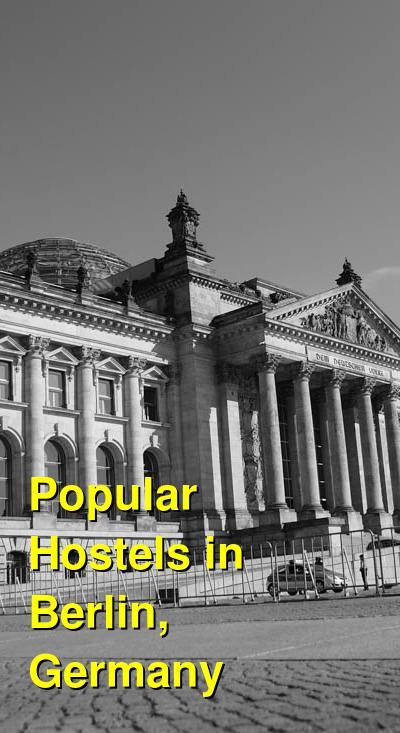 Popular Hostels in Berlin, Germany | Budget Your Trip