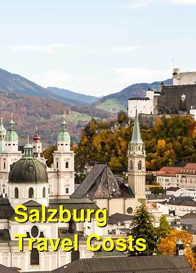 Salzburg Travel Costs & Prices - From Sound of Music Tours to Mozart's Birthplace | BudgetYourTrip.com