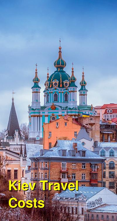 Kiev Travel Costs & Prices - Khreschatyk Street, Kiev Pechersk Lavra & St. Sophia's Cathedral | BudgetYourTrip.com