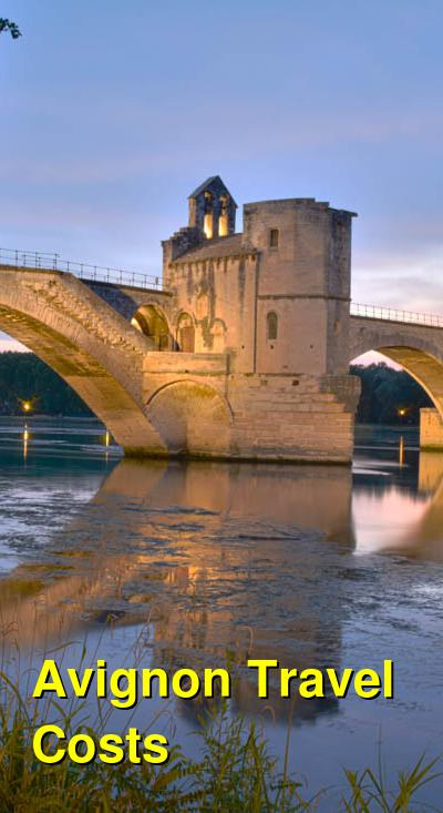 Avignon Travel Cost - Average Price of a Vacation to Avignon: Food & Meal Budget, Daily & Weekly Expenses | BudgetYourTrip.com