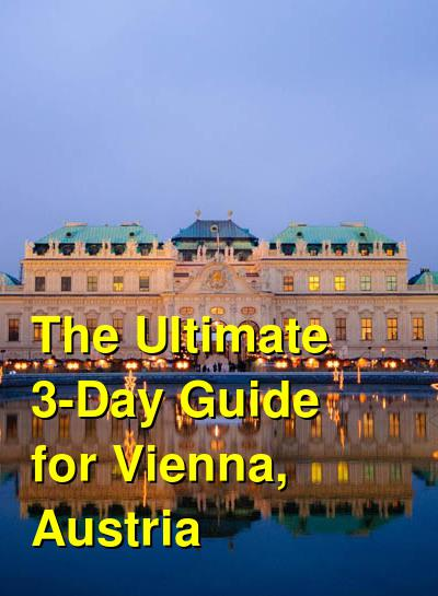 3 Days in Vienna Itinerary (Insider Guide) | Budget Your Trip