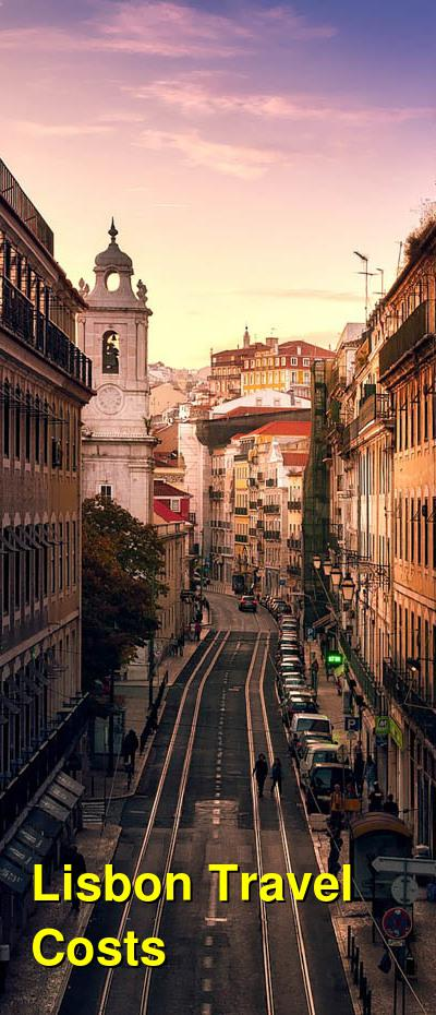 Lisbon Travel Costs & Prices - Seafood, Funiculars & Museums | BudgetYourTrip.com