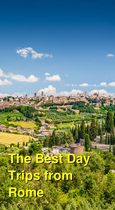 The Best Day Trips from Rome | Budget Your Trip