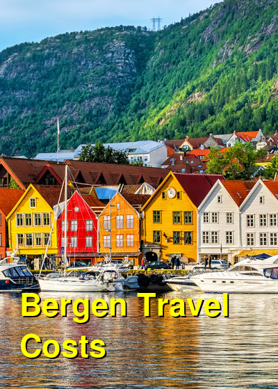 Bergen Travel Cost - Average Price of a Vacation to Bergen: Food & Meal Budget, Daily & Weekly Expenses | BudgetYourTrip.com