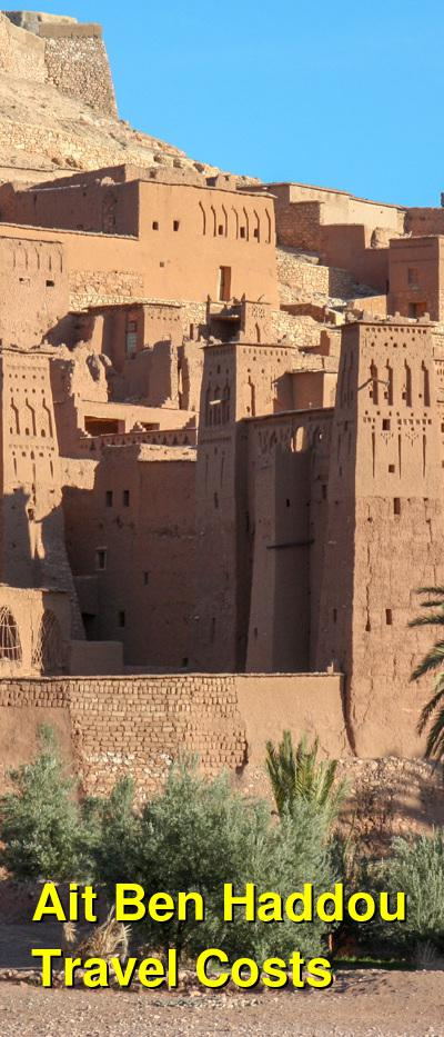 Ait Ben Haddou Travel Cost - Average Price of a Vacation to Ait Ben Haddou: Food & Meal Budget, Daily & Weekly Expenses | BudgetYourTrip.com