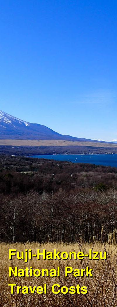 Fuji-Hakone-Izu National Park Travel Costs & Prices - Mount Fuji, Hakone, Izu Peninsula, Hiking | BudgetYourTrip.com