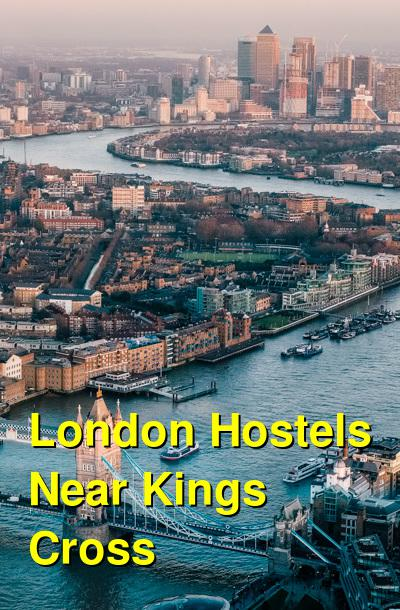 London Hostels Near Kings Cross | Budget Your Trip