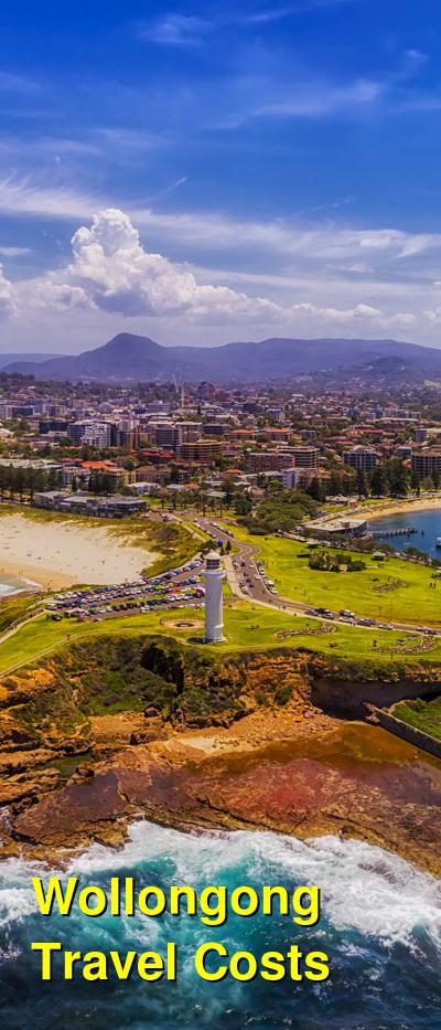 Wollongong Travel Cost - Average Price of a Vacation to Wollongong: Food & Meal Budget, Daily & Weekly Expenses | BudgetYourTrip.com