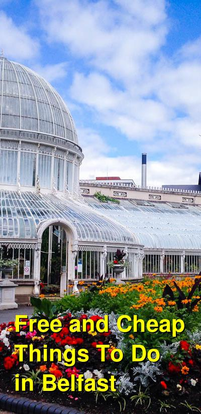 Free and Cheap Things To Do in Belfast | Budget Your Trip