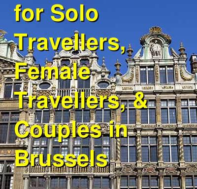 Best Hostels for Solo Travellers, Female Travellers, & Couples in Brussels | Budget Your Trip