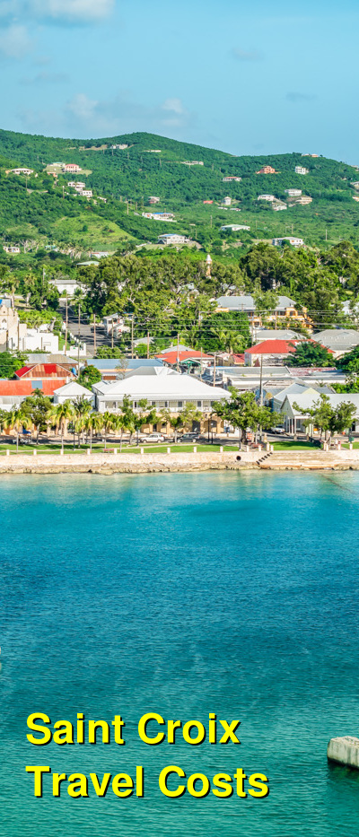 Saint Croix Travel Cost - Average Price of a Vacation to Saint Croix: Food & Meal Budget, Daily & Weekly Expenses | BudgetYourTrip.com