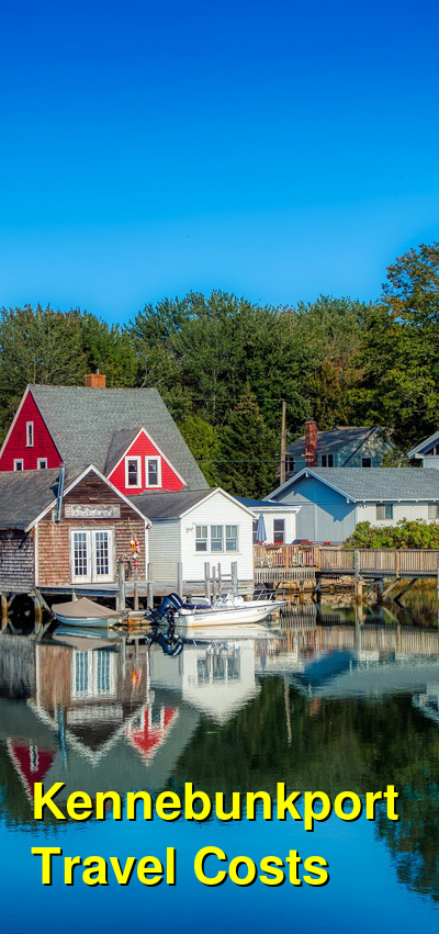 Kennebunkport Travel Cost - Average Price of a Vacation to Kennebunkport: Food & Meal Budget, Daily & Weekly Expenses | BudgetYourTrip.com