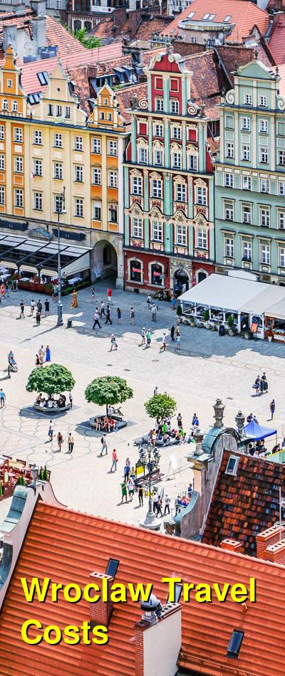 Wroclaw Travel Cost - Average Price of a Vacation to Wroclaw: Food & Meal Budget, Daily & Weekly Expenses | BudgetYourTrip.com