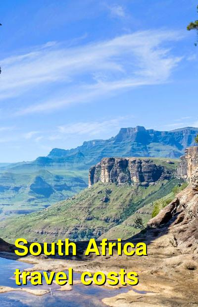 South Africa Travel Cost - Average Price of a Vacation to South Africa: Food & Meal Budget, Daily & Weekly Expenses | BudgetYourTrip.com