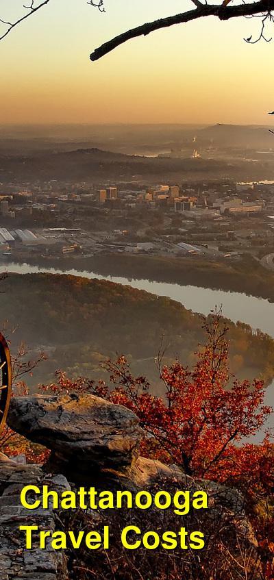 Chattanooga Travel Cost - Average Price of a Vacation to Chattanooga: Food & Meal Budget, Daily & Weekly Expenses | BudgetYourTrip.com