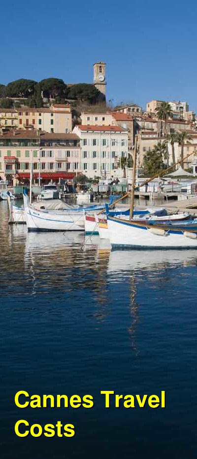 Cannes Travel Cost - Average Price of a Vacation to Cannes: Food & Meal Budget, Daily & Weekly Expenses | BudgetYourTrip.com