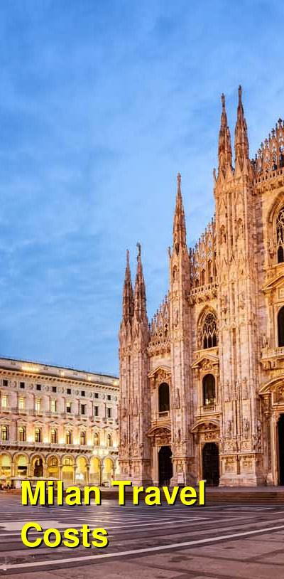Milan Travel Costs & Prices - Fashion, Art & the Duomo | BudgetYourTrip.com