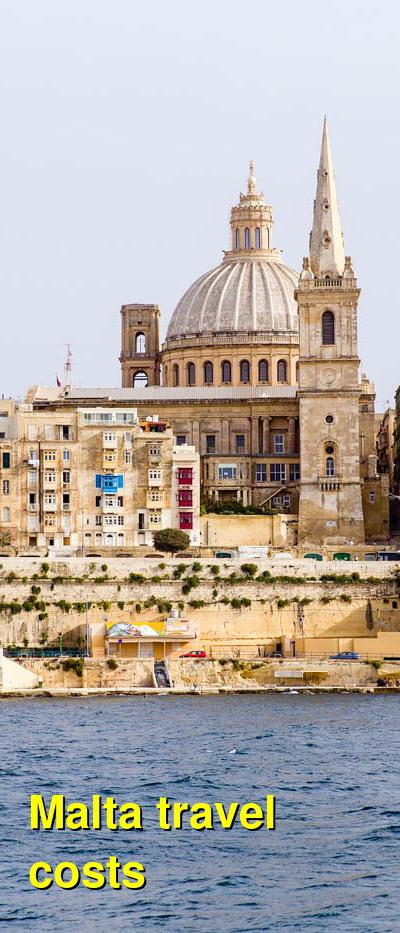 Malta Travel Costs & Prices - Malta Island, Comino & Gozo | BudgetYourTrip.com