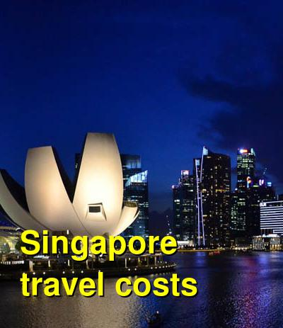 Singapore Travel Cost - Average Price of a Vacation to Singapore: Food & Meal Budget, Daily & Weekly Expenses | BudgetYourTrip.com