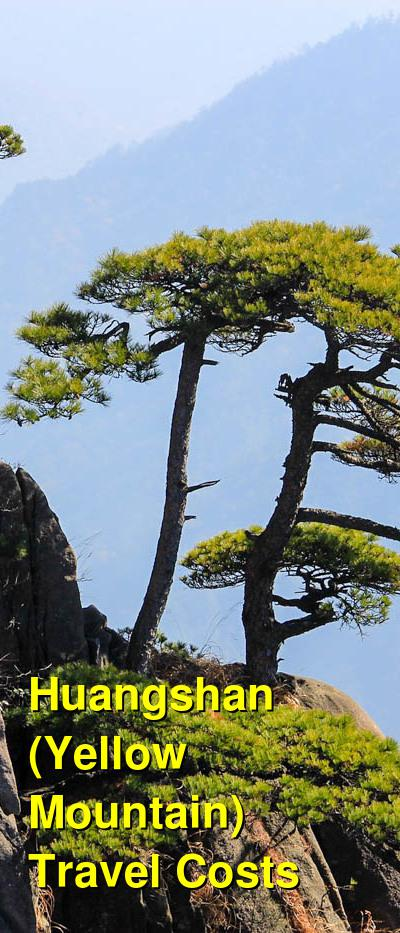 Huangshan (Yellow Mountain) Travel Cost - Average Price of a Vacation to Huangshan (Yellow Mountain): Food & Meal Budget, Daily & Weekly Expenses | BudgetYourTrip.com