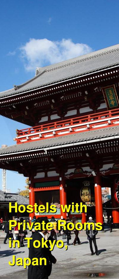 Hostels with Private Rooms in Tokyo, Japan | Budget Your Trip