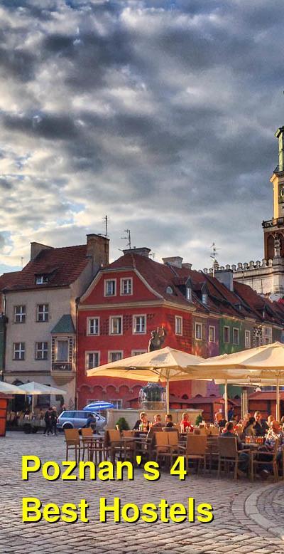 Poznan's 4 Best Hostels | Budget Your Trip