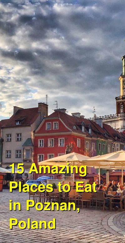 15 Amazing Places to Eat in Poznan, Poland | Budget Your Trip