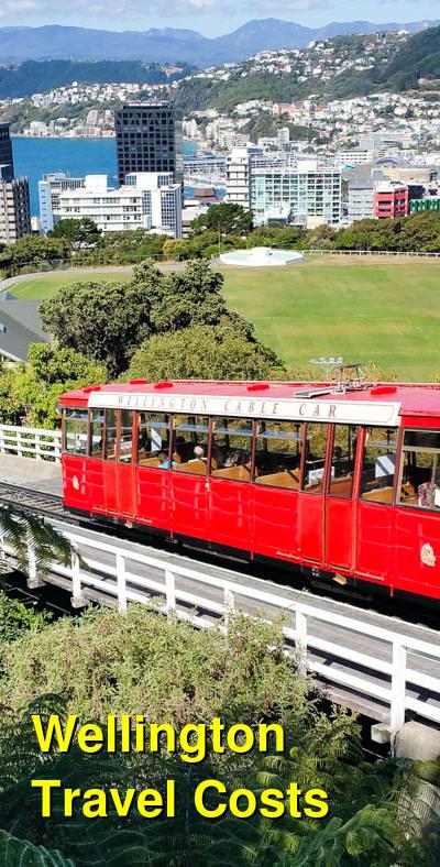 Wellington Travel Costs & Prices - The Golden Mile, Manners Mall, & The Waterfront   BudgetYourTrip.com
