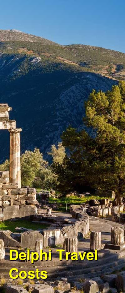 Delphi Travel Cost - Average Price of a Vacation to Delphi: Food & Meal Budget, Daily & Weekly Expenses | BudgetYourTrip.com