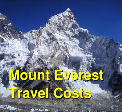 Mount Everest Travel Costs & Prices - Everest Base Camp, Hiking, Qomolangma | BudgetYourTrip.com