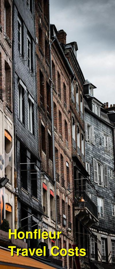 Honfleur Travel Costs & Prices - Cote Fleurie, Old Town, Shopping & Dining | BudgetYourTrip.com
