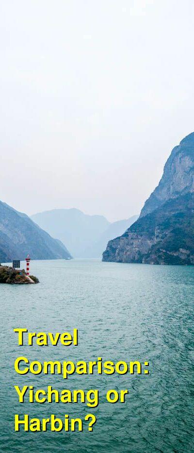 Yichang vs. Harbin Travel Comparison