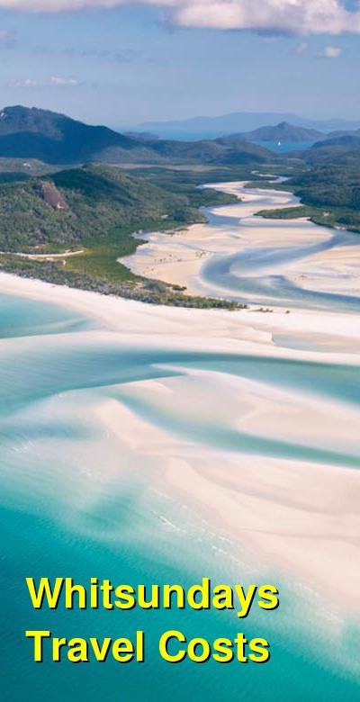 Whitsundays Travel Cost - Average Price of a Vacation to Whitsundays: Food & Meal Budget, Daily & Weekly Expenses | BudgetYourTrip.com