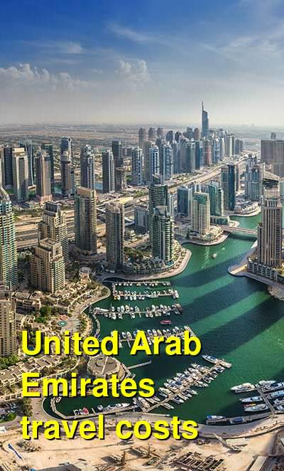 United Arab Emirates Travel Cost - Average Price of a Vacation to United Arab Emirates: Food & Meal Budget, Daily & Weekly Expenses | BudgetYourTrip.com