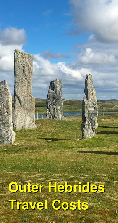 Outer Hebrides Travel Cost - Average Price of a Vacation to Outer Hebrides: Food & Meal Budget, Daily & Weekly Expenses | BudgetYourTrip.com