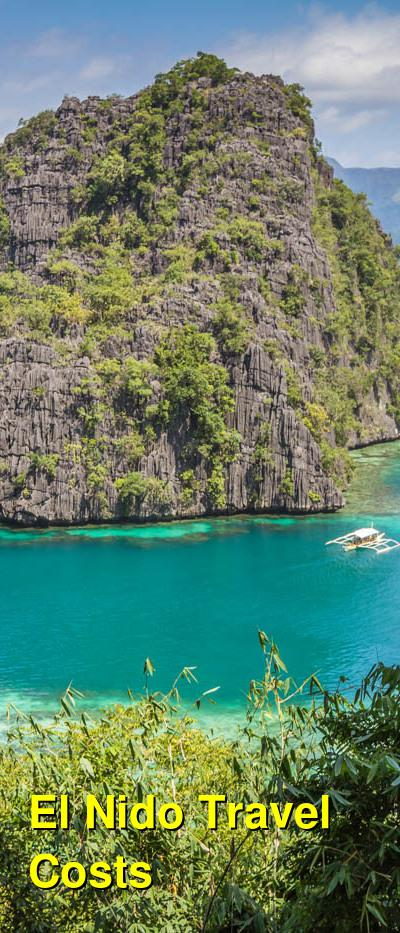 El Nido Travel Cost - Average Price of a Vacation to El Nido: Food & Meal Budget, Daily & Weekly Expenses | BudgetYourTrip.com