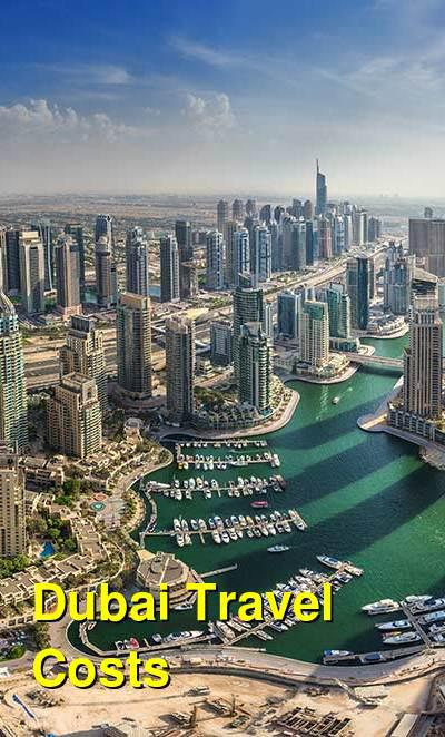Dubai Travel Cost - Average Price of a Vacation to Dubai: Food & Meal Budget, Daily & Weekly Expenses | BudgetYourTrip.com
