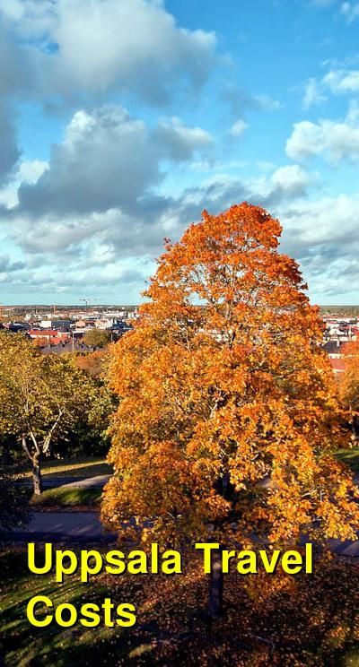 Uppsala Travel Costs & Prices - Universities, the Castle, & the Cathedral | BudgetYourTrip.com