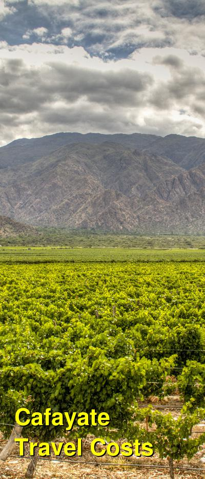 Cafayate Travel Costs & Prices - Vineyards, Bodegas, & Rock Formations | BudgetYourTrip.com
