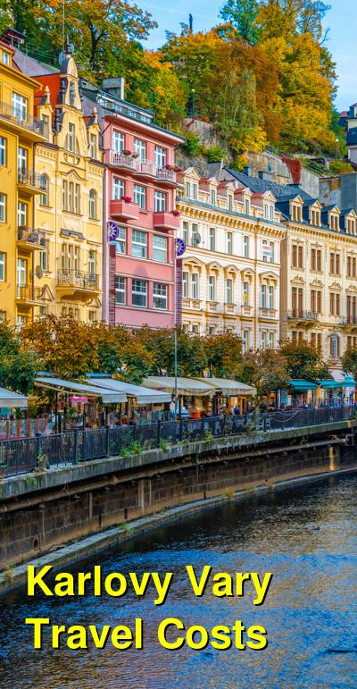 Karlovy Vary Travel Cost - Average Price of a Vacation to Karlovy Vary: Food & Meal Budget, Daily & Weekly Expenses | BudgetYourTrip.com