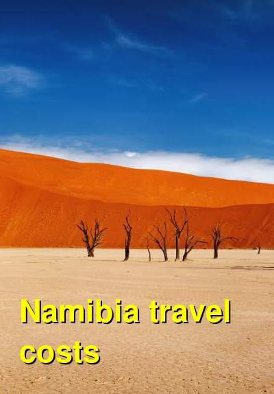 Namibia Travel Cost - Average Price of a Vacation to Namibia: Food & Meal Budget, Daily & Weekly Expenses | BudgetYourTrip.com