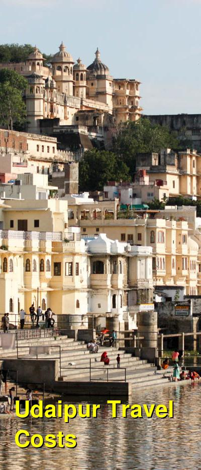 Udaipur Travel Cost - Average Price of a Vacation to Udaipur: Food & Meal Budget, Daily & Weekly Expenses | BudgetYourTrip.com